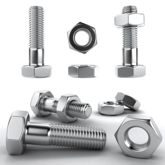 Hex cap screws-min